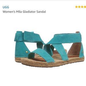 UGG Mika Gladiator Sandal EUC Size 7